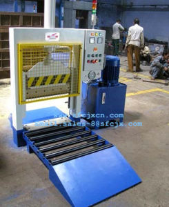 Single Knife Rubber Bale Cutter pictures & photos