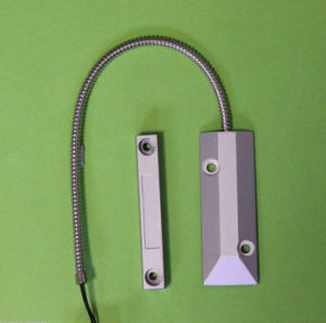 Wireless Metal Reed Switch Compact Contacts Metal Surface Door Sensor pictures & photos
