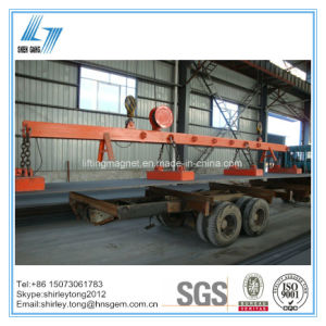 Rectangular Type Electric Crane Magnet for Lifting Steel Plate pictures & photos