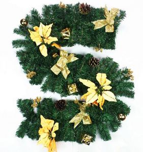 2017 180cm Christmas Garland for Hang Decoration pictures & photos