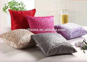 Double Super Soft Short Plush Pillow Love Sofa Cushion Car Pillow (set) pictures & photos