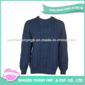 Popular Clothing Cotton Fashion Knitting Apparel Men Sweaters pictures & photos