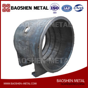 OEM Sheet Metal Fabrication Machinery Parts Metal Productions Huge Iron Tube pictures & photos