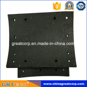 4551 Hot Sale China Truck Brake Lining Material pictures & photos
