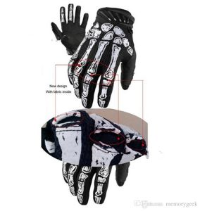 Ghost Claw Full Finger Gloves pictures & photos