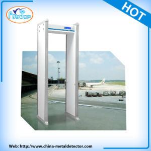 Waterproof Portable Doorframe Walkthrough Metal Detector, 6 Zones Archway Metal Detector Door pictures & photos