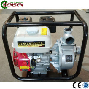 Gasoline Water Pump with Ce Certificate pictures & photos