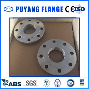 """DIN2566 Threaded Flange with Neck Pn16 2"""" 316L pictures & photos"""