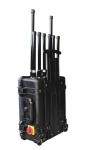 8 Channels Pelican Suitcase High Power 3G/4G Cell Phone Jammer with RF Frequencies pictures & photos