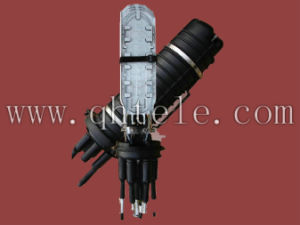 Dome Optic Closure-- with 1 Oval Port, 4 Round Ports pictures & photos