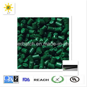 Dark Green Masterbatch for Raw Material pictures & photos