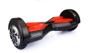 Red Color Self Balance Electric Motorcycle Scooter Jw-02A pictures & photos