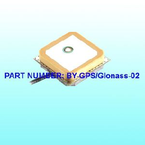 Free Sample High Quality GPS/Glonass Internal Antenna with Low Noise Amplifer 25*25*2 pictures & photos