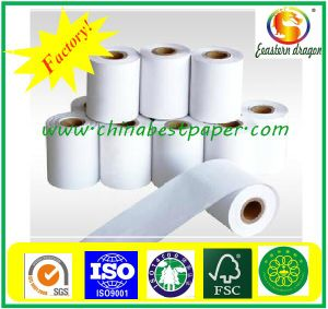 Top Coated 57mm X 38mm Thermal Cash Register Paper Roll pictures & photos