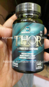 R2 Research Labs Thor for Muscle Building Capsule of Lipodrene, Stimerex pictures & photos