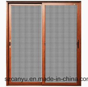 Home Anti-Theft Retractable Screen Construction Window and Door pictures & photos