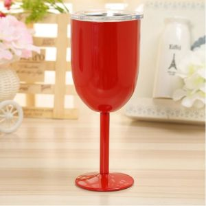 Hot Sells Stainless Steel Goblet Red Wine Mug pictures & photos