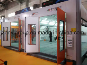 Automotive Spray Booth Ce Spray Booth Factory Spray Booth Manufacture pictures & photos