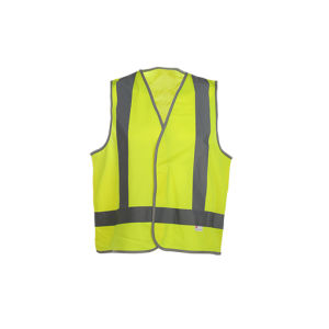 High Visibility Reflective Safety Vest for Worker