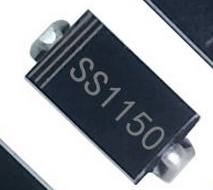 Schottky Ss1150 for 1A Diode as OEM Manufacturer pictures & photos