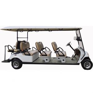 8 Seats Custom Golf Carts with Jumper Seat pictures & photos