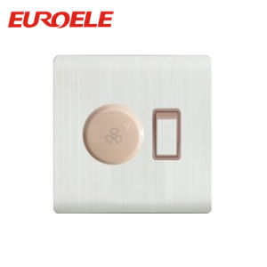 White Aluminum Wall Switch and Fan Switch/Dimmer Switch pictures & photos