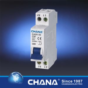 3KA Mini Circuit Breaker with CB Ce TUV Approvals pictures & photos
