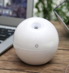 130ml Desk Mini Portable USB Round Aroma Humidifiers pictures & photos