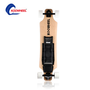 2017 OEM Design 7-Layers Canadian Maple Long Skateboard with LG Battery OEM/ODM/Drop Shipping Available 2 Years Warranty pictures & photos