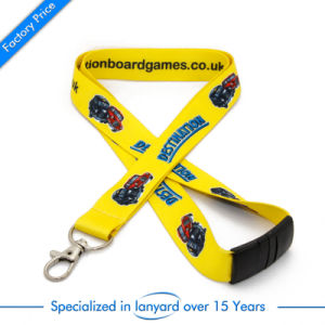 Personal Design Promotional Polyester Lanyard pictures & photos