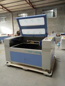 Ck150W 16mm Plywood Laser Cutting Machine pictures & photos
