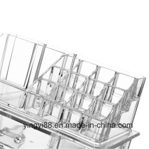 Custom Clear Acrylic Jewelry Box Shenzhen Factory pictures & photos