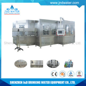 Automatic Ce Standard Liquid Water Filling Machine (JND 606015) pictures & photos