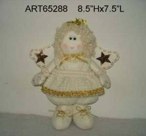 Christmas Decoration Ornament Flying Angel-2asst. pictures & photos