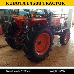 Kubota Tractor 4WD L4508, Kubota Compact Tractors L4508, L4508 Tractors for Sale pictures & photos