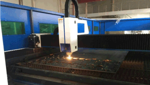 3000W Ipg Trumpf Metal Sheet Fiber Laser Cutting Machine pictures & photos