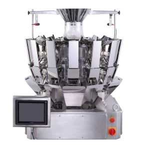Mini Scale Multihead Weigher with 14 Heads for Solid Granulate pictures & photos
