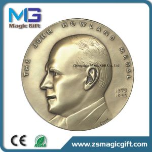 Cheap Price Customized Racing Metal Coin Medal pictures & photos