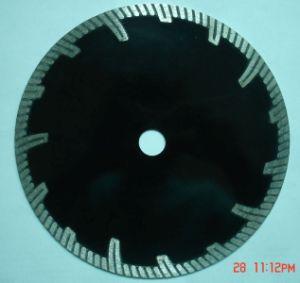 """7"""" Segmented Rim Type, Wet Diamond Saw Blade pictures & photos"""