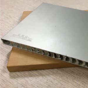 Aluminum Sandwich Honeycomb Panel for Interior Decorative pictures & photos