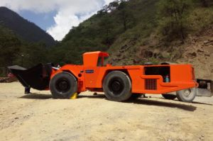 4m3 Underground Loader/Underground Load Haul Dump pictures & photos