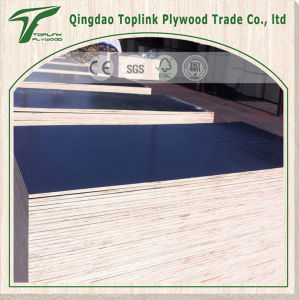 Shuttering Formwork Plywood Poplar Core 1220*2440mm pictures & photos