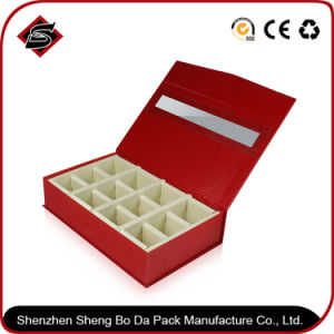 OEM Jewelry Custom Colorful Paper Packaging Box pictures & photos