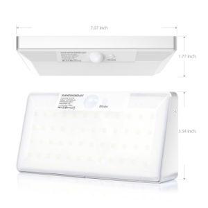 48 LED Solar Power LED Light IP65 Waterproof Garden Outdoor Motion Sensor Wall Light pictures & photos