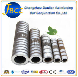 BS8110 Cold Stamping Rebar Coupling pictures & photos