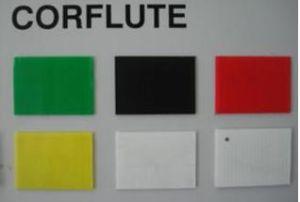 Polypropylene PP Corflute Correx Coroplast Box for Australia Market with Any Color pictures & photos