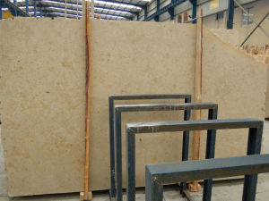 Natural Wall Tile Jura Beige Polish Honed Limestone pictures & photos