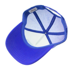 Popular Csutom Embroidery Patch Logos on Trucker Mesh Cap pictures & photos