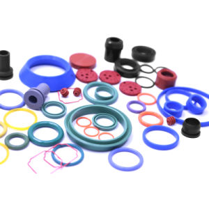 Buna Nitrile EPDM HNBR Fluorocarbon Rubber Silicone Ring pictures & photos