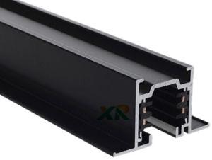 Square Aluminum Three Circuits Recessed LED Track Rail (XR-RL510) pictures & photos